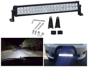Led Bar / Fog Light / Work Light Bar Heavy Duty Bar Light 40 Led Auxiliary Light 21 Inches Off-Roading