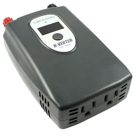 Lenmar N-Verter DC Power Inverter 450W Powers 2 devices simultaneously NVC450D