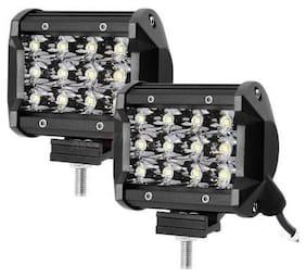 Love Me Headlight, Fog Lamp LED  (Universal For Bike, Universal For Car)