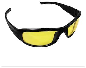 b7f5809db9f Madsbag Unisex Night Driving Glasses - Anti Glare Coat   Scratch Resistant  Coating