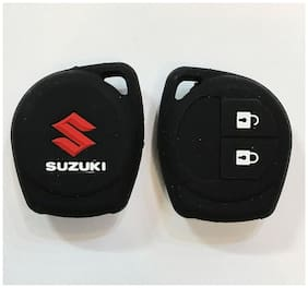 Maruti Suzuki Silicone Car Key Cover For Swift/Ritz/Dzire /Ertiga /Sx4 /Astar /Wagonr /Celerio