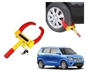 Maruti Suzuki Wagon R 2019 New Car Wheel Tyre Lock