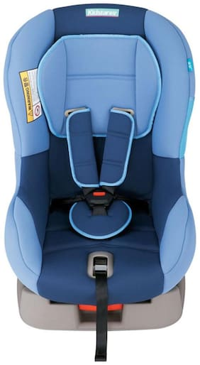 Medetai Blue Abs And Pu Baby Seat - for All Cars