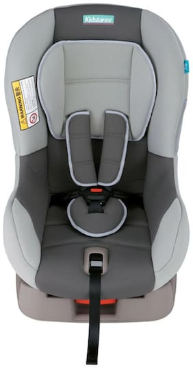 Medetai Grey Abs And Pu Baby Seat - for All Cars