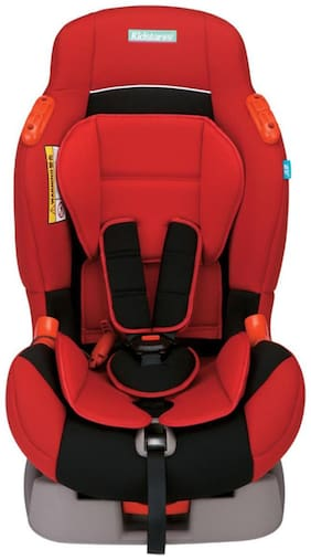 Medetai Maroon Abs And Pu Baby Seat - for All Cars
