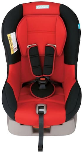 Medetai Orange Abs And Pu Baby Seat - for All Cars