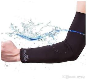 Meenamart Nalyon Arm Sleeves Color Full UV Protection