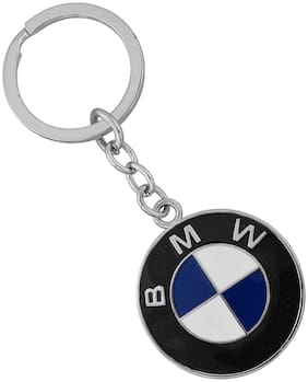 Memoir Stainless Steel BMW Keyring Keychain Car Accessories Latest