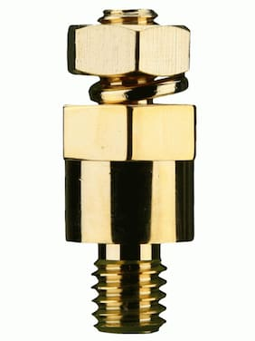 Metra Install Bay GM38  Shiny Brass Battery Side Post Adapter Sold Individually