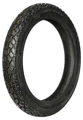 Michelin SIRAC STREET 3.00-18 Tubetype Bike Rear Tyre