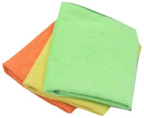 MICROFIBER CLOTH PACK OF 3