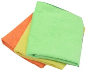 MICROFIBER CLOTH PACK OF 3