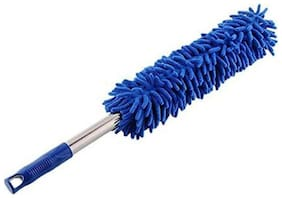 Microfiber Duster, Microfiber Cleaning Duster,  Cleaning Duster for Car Kitchen Home Office (Set of 1) Assorted Colors