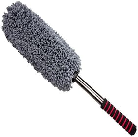 Microfiber Telescopic Adjustable Duster for Dry/ Wet Cleaning use for all Models of FORD