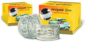 MIJO CAR COIL SPRING BUFFER (SIZE-D) VEHICLE SHOCK ABSORBER (CAR)
