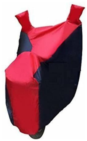 Mobidezire Bike Body Cover For For Pulsar 135 LS DTS-i( FREE Anti-Pollution Face Mask+FREE BLACK ARM SLEEVES)