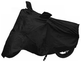 Mobidezire  Premium Waterproof two wheeler universal Black bike body