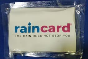 Mobidezire Thin  Plastic Foldable  Rain cover Pocket Size (pack of 1)