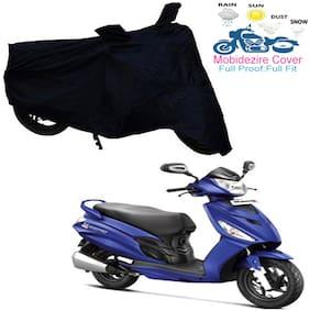 Mobidezire Water/Dust/UV Rays Resistent Black Bike Body Cover For Hero Maestro Edge