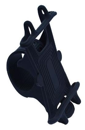 Mobitron Multifuntion Silicon Mobile Phone Holder (Assorted Colors)
