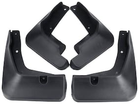 MotorMart MudFlaps For Maruti Baleno(Old) Set of 4