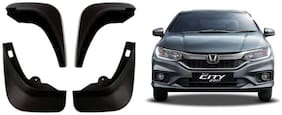 MotorMart MudFlaps For HONDA CITY ZX