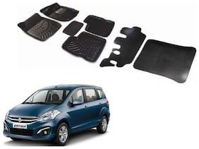 MOTORMART Plastic Standard Mat For Maruti Suzuki Ertiga