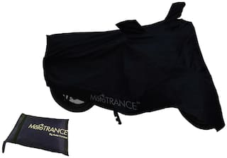 Mototrance Black Bike Body Cover For Royal Enfield Classic 350 Signals 2018