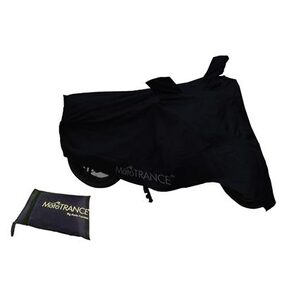 Mototrance Black Bike Body Cover For Honda CB Unicorn 150