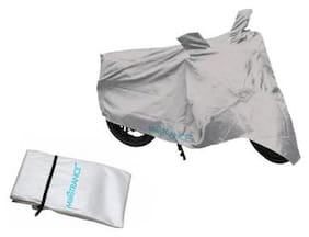 Mototrance Silver Bike Body Cover For Honda X-Blade