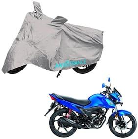 Mototrance Silver Bike Body Cover For Honda Livo