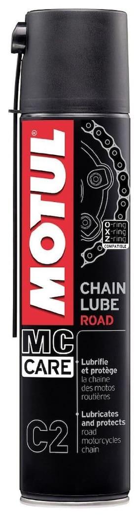 Motul C2 Chain Lube for bikes (400 ml)