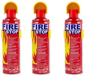 QUXXA Fire Stop FMS Fire Extinguisher Mount (Set of 3)
