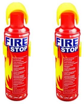 QUXXA Fire Stop Extinguisher Mount (Set of 2)