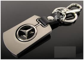 MSTC Mercedes Benz Keychain For Car, Bike, etc.