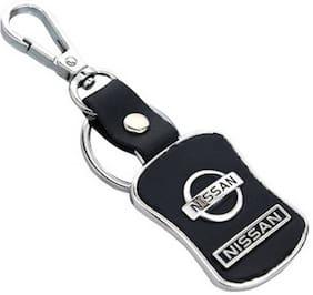 MSTC Nissan Keychain For Car, Bike, etc.