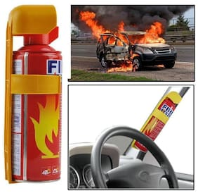 MSTC Portable and Convenient Fire Stop Extinguisher Mount with Stand