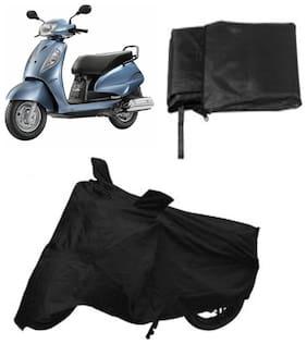 Multiland Sales Bike Body Cover For Suzuki Bike And Scooties