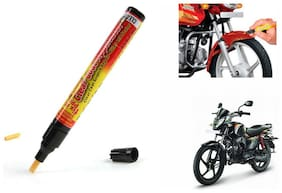 Mxs Bike Auto Smart Coat Paint Scratch Repair Remover Touch Up Pen - Mahindra Pantero