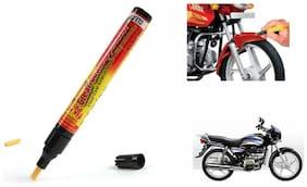 Mxs Bike Auto Smart Coat Paint Scratch Repair Remover Touch Up Pen - Hero Motocorp Splendor Pro