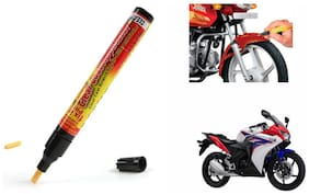 Mxs Bike Auto Smart Coat Paint Scratch Repair Remover Touch Up Pen - Honda Cbr150R