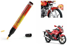 Mxs Bike Auto Smart Coat Paint Scratch Repair Remover Touch Up Pen - Hero Motocorp Karizma Zmr New