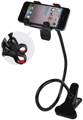 My Style Snake Style Lazy Stand Mobile Phone Holder with Clip On The Bottom for