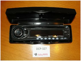 NEW Clarion CD Player Face plate DCP-327 For DRX4575 with Carry Case