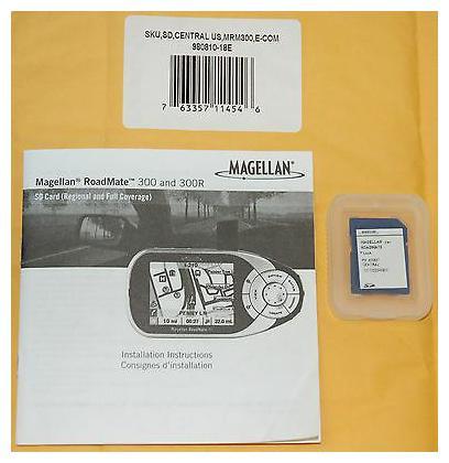 Magellan Roadmate 2000 2200T 2500T Crossover Windshield Mount 702330