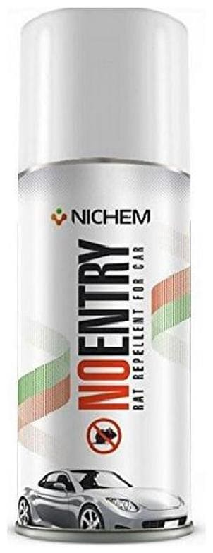 Nichem No Entry : Rat Repellent Spray For Cars,277G