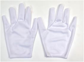 Nylon Lint Free Cloth Hand Gloves