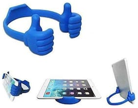 Ok Stand Mobile Phones Holder Compatible with All Smartphones Mobile Holder (Pack of 1) Assorted