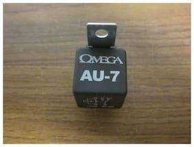 Omega AU-7 SPDT Single Pole Double Throw 20/30 Amp Relay Car Audio Accessory