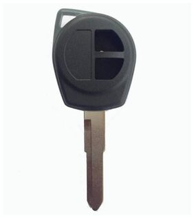 oneOeightdesigns replacement key shell for Maruti Swift (Car Key Shell)
